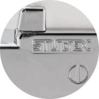Safe Ear Piercing with STUDEX